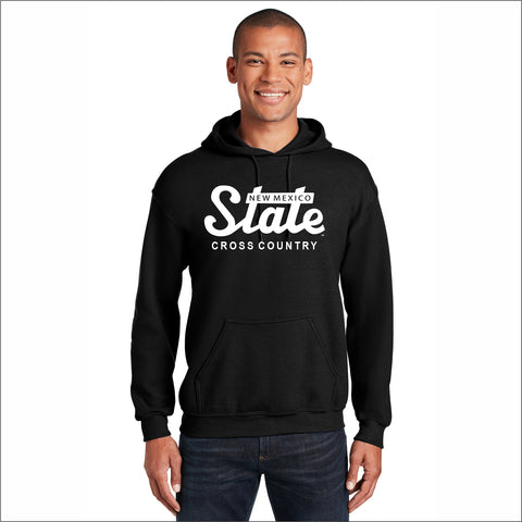 NMSU Cross Country State Pullover Hoodie