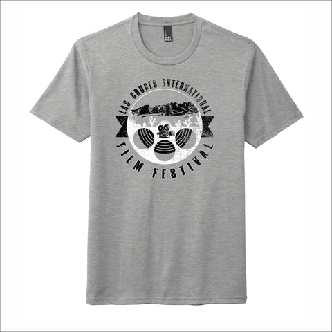 Las Cruces Film Festival 2021 Logo Perfect Tri-Blend Tee