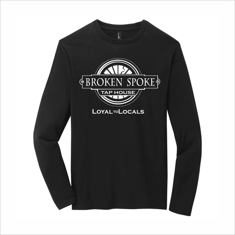 Broken Spoke Loyal To Locals Long-Sleeve Tee