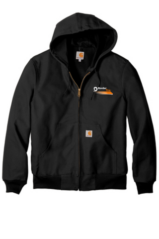 Border Tire Tall Thermal-Lined Duck Active Jacket