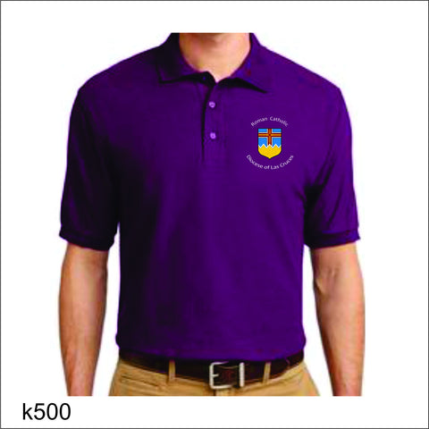Diocese of Las Cruces Silk Touch Polo