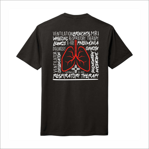 Respiratory Therapy Tri-Blend Tee