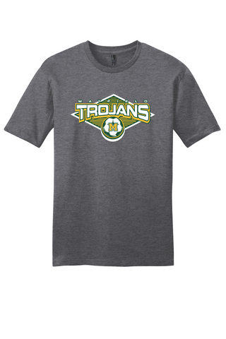 MHS Boys' Soccer Cotton Tee