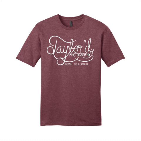 Taylor'd Photography Loyal To Locals Tee