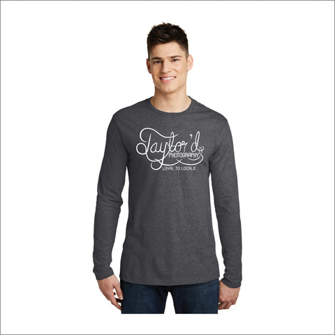 Taylor'd Photography Loyal To Locals Long-Sleeve Tee