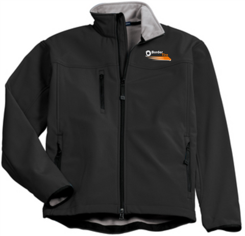 Border Tire Glacier® Soft Shell Jacket