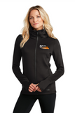 Border Tire Ladies' Modern Performance Full-Zip