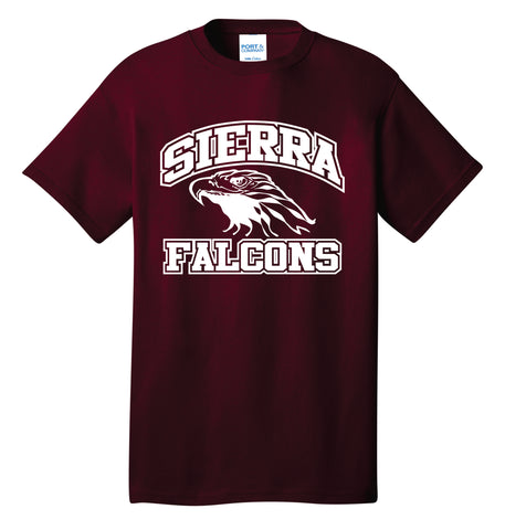 Sierra Falcons Cotton Tee
