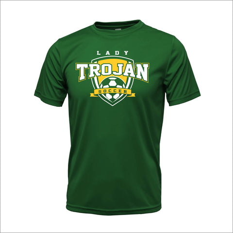 Mayfield Lady Trojans Soccer Performance Tee