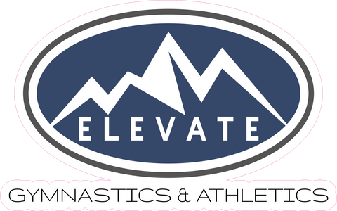 Elevate Decals (pack of two)