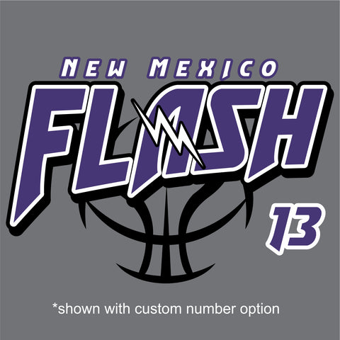 NM Flash Decal