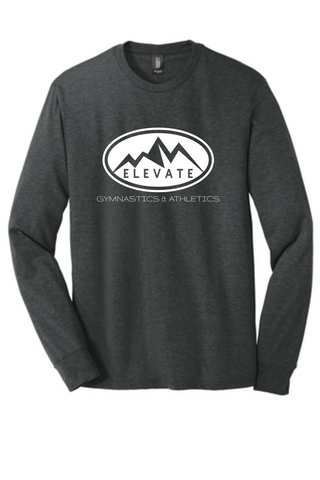 Elevate Long-Sleeve Tri-Blend Tee