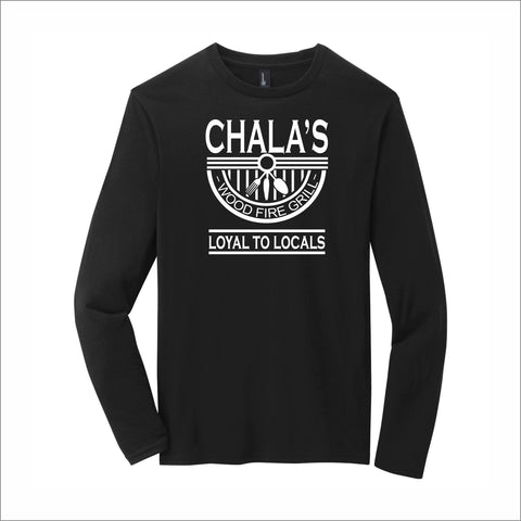 Chala's Loyal To Locals Long-Sleeve Tee