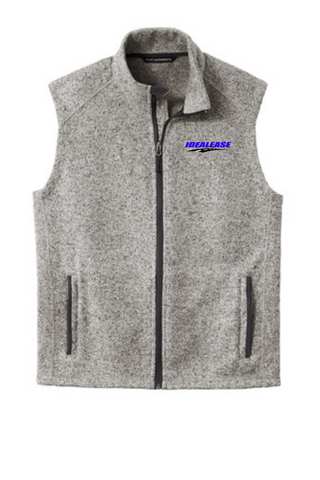 Idealease Sweater Fleece Vest
