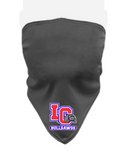 Las Cruces Bulldawgs Bandana Face Guard