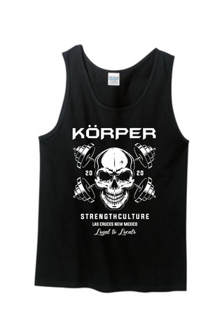 Körper Strength Culture Cotton Tank