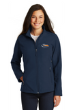 Border International Ladies' Soft Shell Jacket