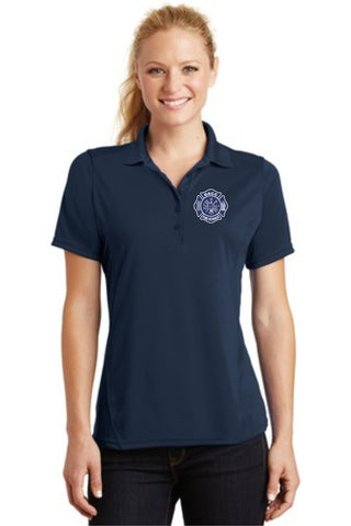 DACC Fire Science Women's Performance Polo
