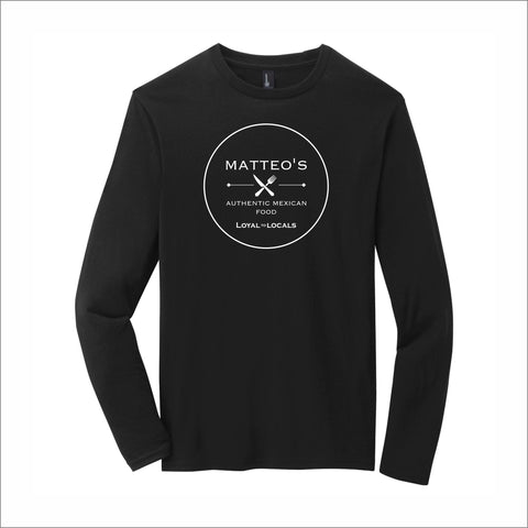 Matteo's Loyal To Locals Long-Sleeve Tee