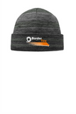 Border Tire On-Field Knit Beanie