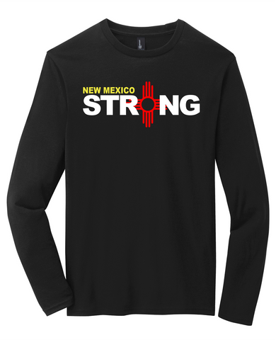 New Mexico Strong Long-Sleeve Tee