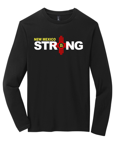 New Mexico Strong EST Long-Sleeve Tee