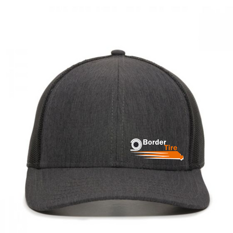 Border Tire Premium Low Pro Trucker Cap
