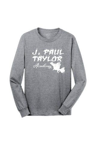 J. Paul Taylor Academy Long-Sleeved Fun Friday Cotton Tee