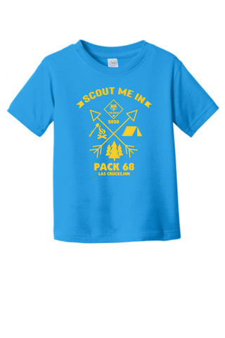 Cub Scouts Pack 68 Toddler Cotton Tees