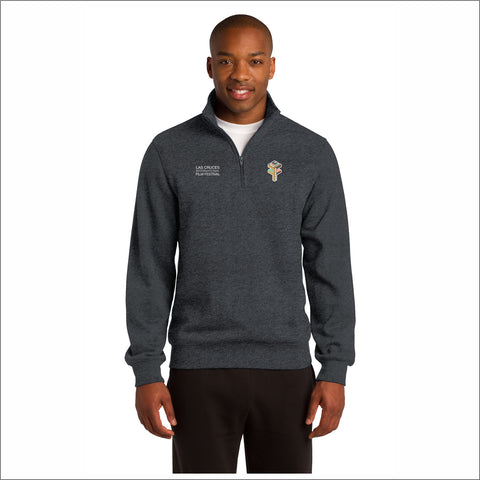 Las Cruces Film Festival 1/4-Zip Sweatshirt
