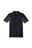 Idealease Official Uniform Side Blocked Micropique Performance Polo