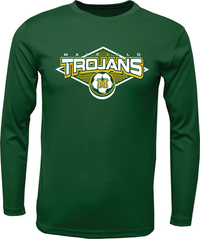 MHS Boys' Soccer Long-Sleeve Performance Tee