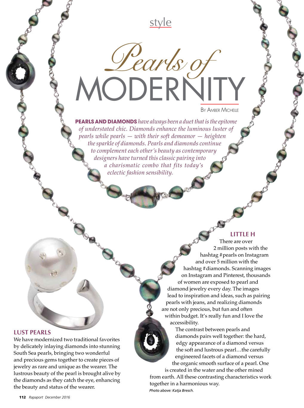 rapaport little h tahitian pearls