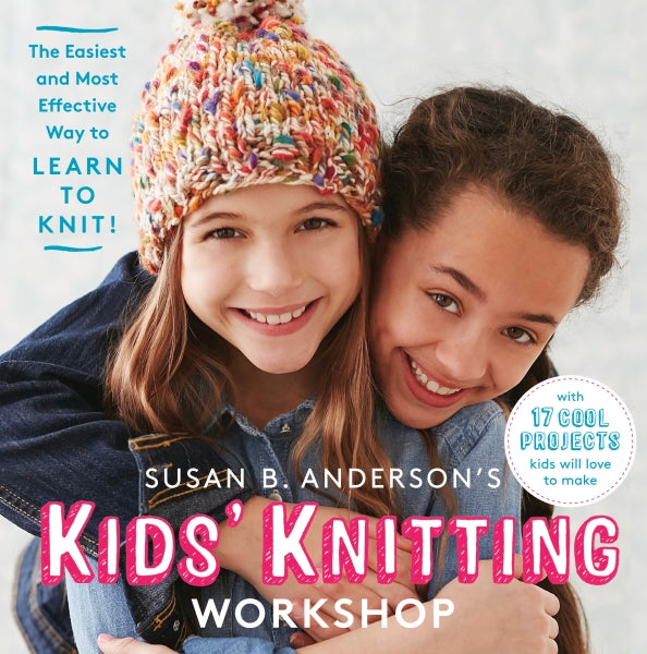 Susan B. Anderson Kid's Knitting Workshop