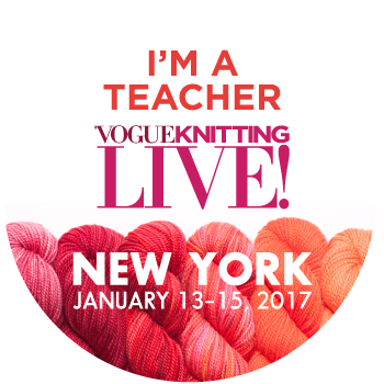 Vogue Knitting Live! New York