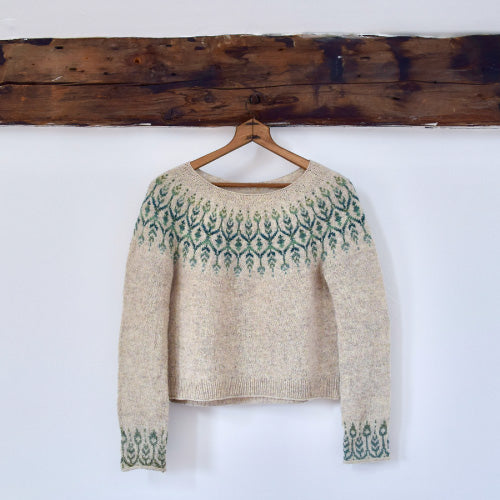 Newleaf Sweater Kit