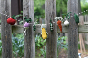 Summer Veggie Charm Set Kit