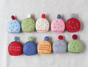 Wooly Hat Tape Measures