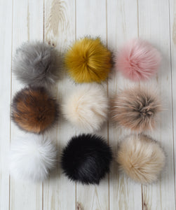 Luxury Vegan Pom-Poms