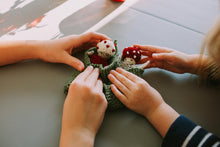 Toadstool Doll & Leaf Set Kit