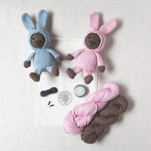 A Bear and A Bunny Suit Kit