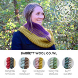 Barrett Wool Co.wl in Home Worsted Weight
