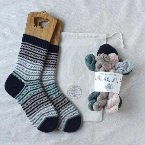 Going West Socks Minis Kit