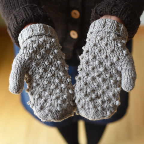 Hen of the Woods Mitten Kit