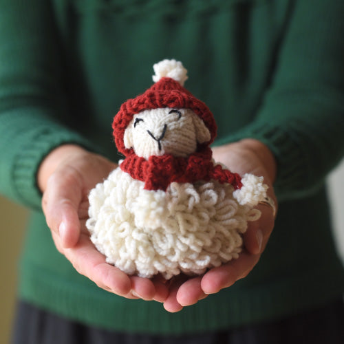 Holiday Loopy Sweet Sheep Kit