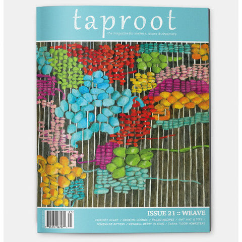 Taproot Issue 21::Weave