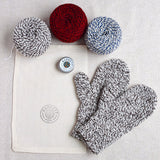 Waiting For Winter Bulky Twist Mittens Kit