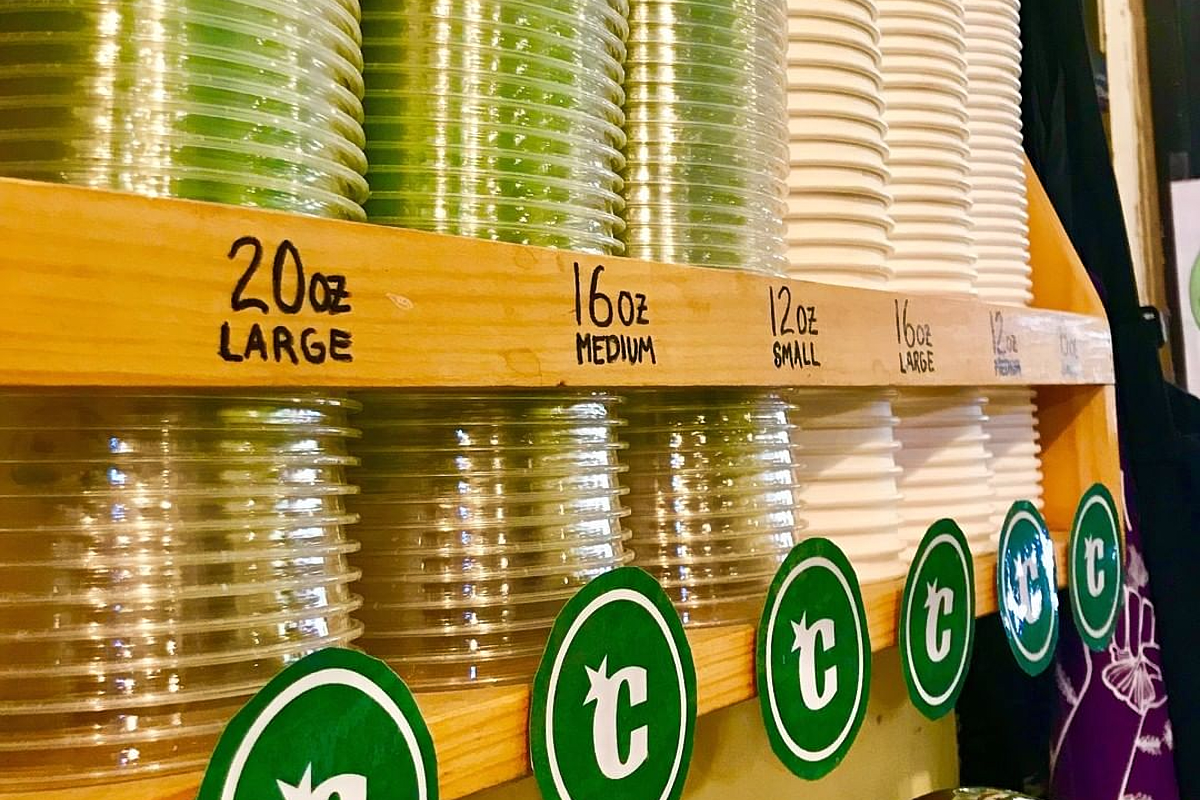 The Switch to All-Compostable Products
