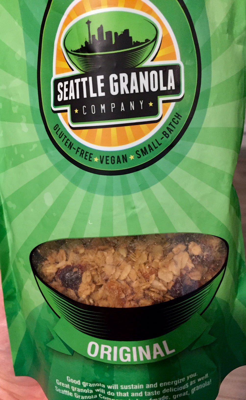 Seattle Granola Company