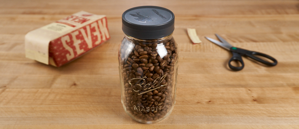 how to store coffee simple easy frugal